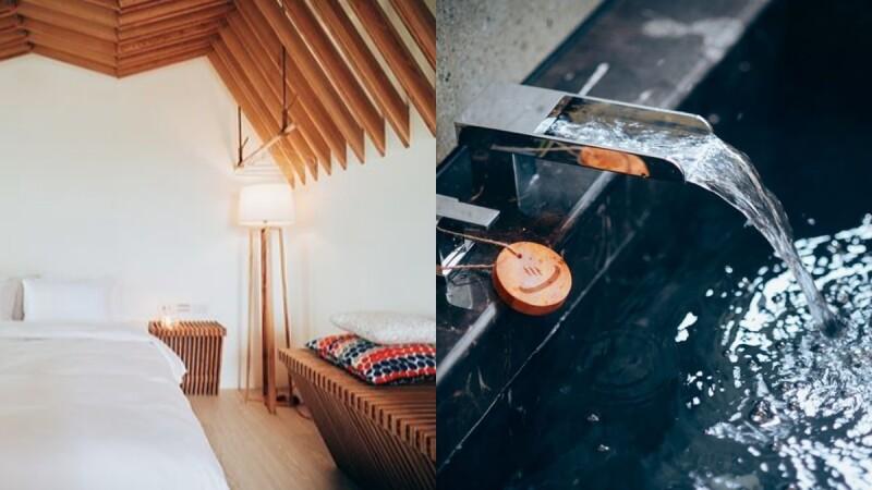 【宜蘭礁溪民宿】Onsense Villa溫泉民宿座落於田野之間,5種風格迥異的美學設計,成為旅人舒心解壓的靜謐之地