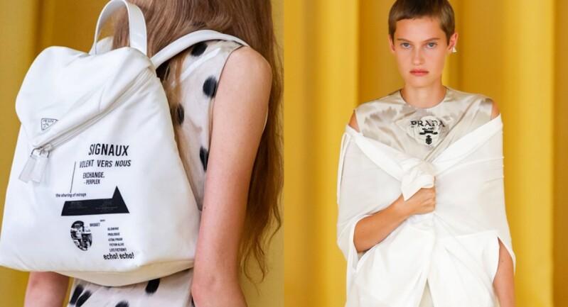 2021春夏米蘭時裝週 以一場數碼形式的創意對話,揭開Raf Simons入主Prada後的首個時裝秀系列!