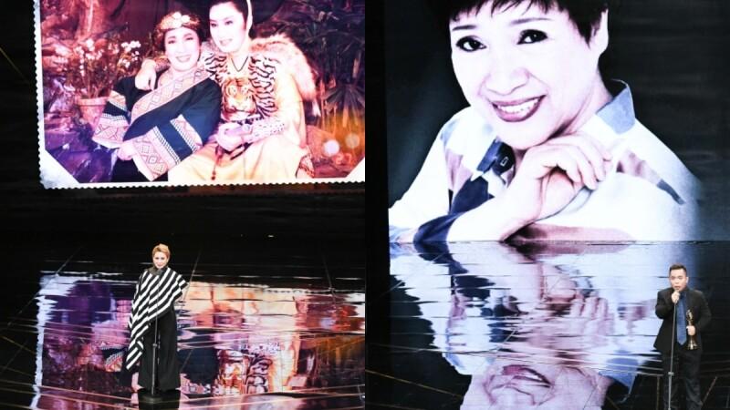 「小鳳仙」陳麗如獲頒2020年金鐘獎終身貢獻獎得主!陳亞蘭盛讚:「她是電視圈的開心戲神、歌仔戲的甘草國寶。」