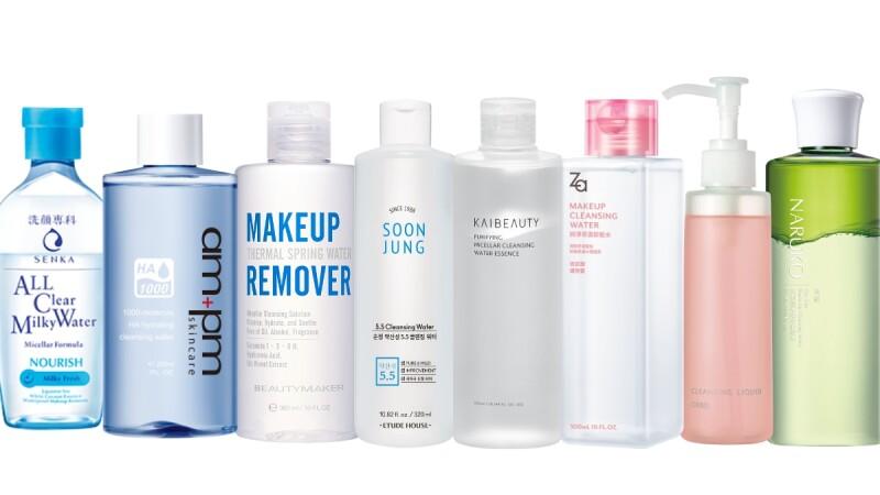 2020開架卸妝水新品8款推薦!專科、Za、KAIBEAUTY、BeautyMaker、ETUDE、NARUKO、ORBIS、ampm skincare都超好用