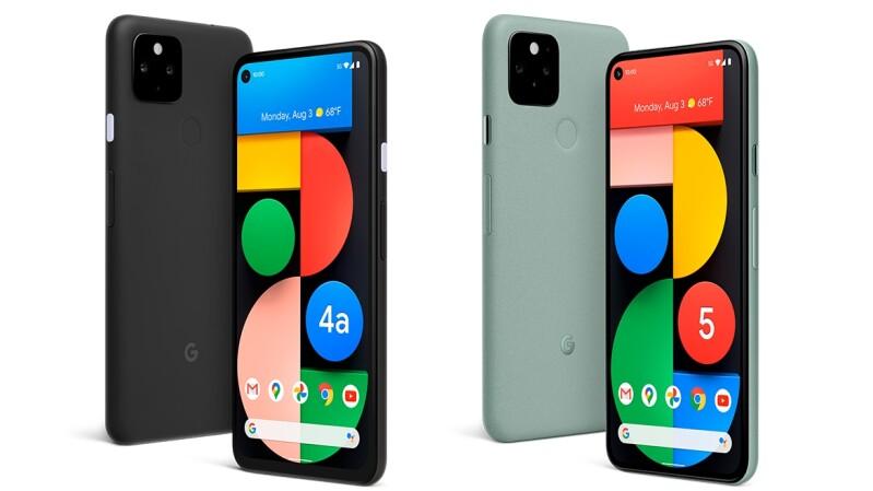 Google新手機Pixel 5、Pixel 4a 5G亮相!新增氣質「灰綠色」、超廣角鏡頭等5大亮點都整理好了
