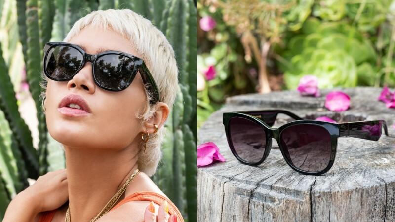 Bose太陽眼鏡時髦變身!全新推出「貓眼款」外型,不只是穿搭單品,還能聽到細膩音樂品質