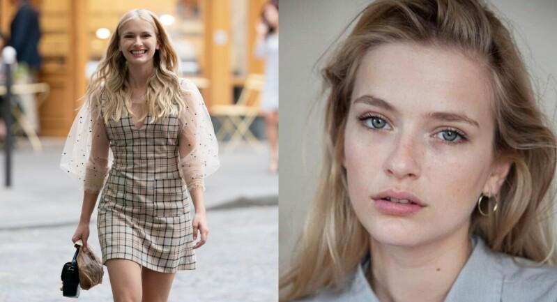 跟著《艾蜜莉在巴黎》中的甜心閨蜜卡蜜兒,一探率性瀟灑的法式女孩穿搭服裝範本!