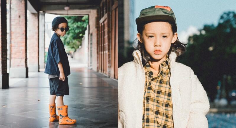除了萌帥還很有想法!透過與街頭童星乳絲的對談,瞭解時下潮孩的「時尚」思想