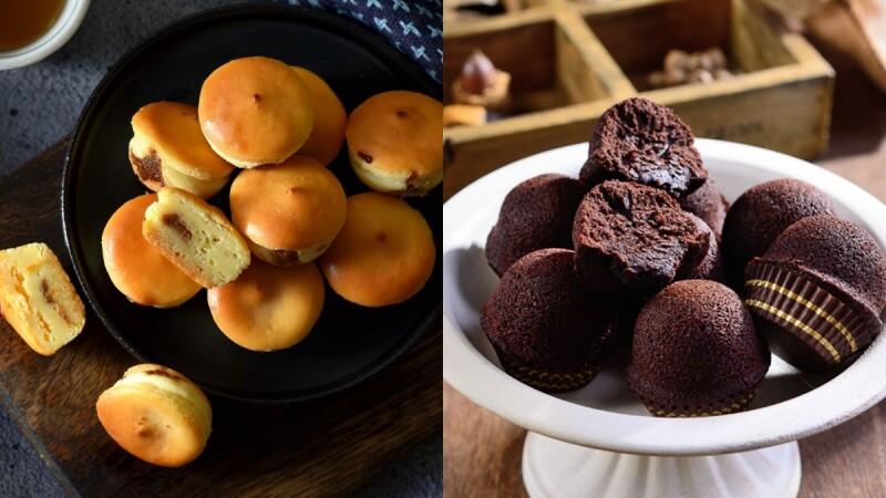 隱藏版團購美食!杏芳推全新「XO醬乳酪球」吃得到干貝絲鹹香滋味超涮嘴,還有5種苦甜巧克力製成的布朗尼