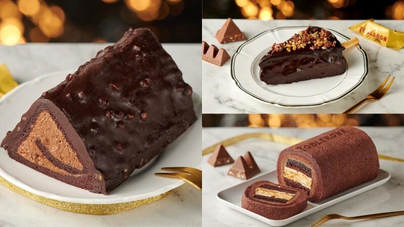全聯和TOBLERONE瑞士三角巧克力首度聯名啦!經典三角形外觀、杏仁顆粒,打造6款超罪惡巧克力甜點