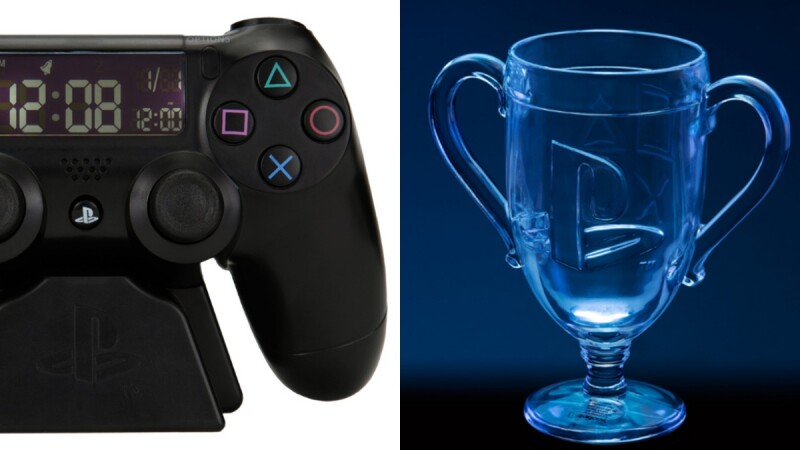 PlayStation推6款全新周邊,PS手把化身居家用品,變身馬克杯、鬧鐘、小夜燈創意十足