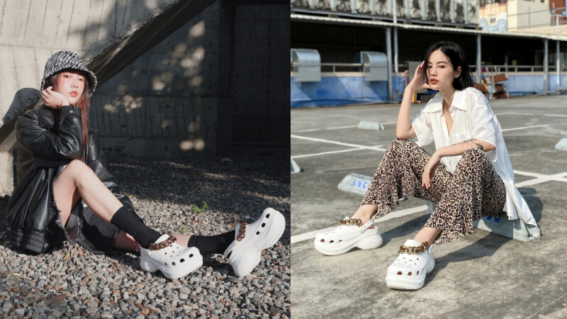 秋冬必須要GET的大勢鞋款請追加Crocs!看看個性潮模完美演繹的全新超限量鞋款BAE穿搭,就知道連好萊塢明星都愛的Crocs有多紅!