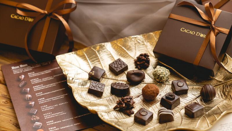 宜蘭黑鑽石!可可德歐推「黑雪公主」85%黑巧克力霜淇淋,必吃紅茶威士忌巧克力