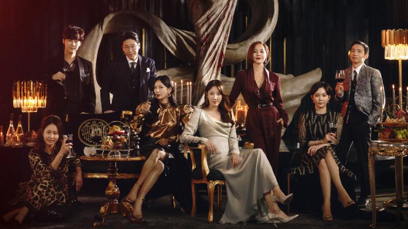 韓劇《Penthouse上流戰爭第一季》媲美變態版《Sky castle》!超灑狗血劇情,揭開上流社會永無止盡的扭曲慾望