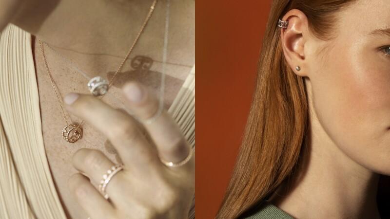 入門De Beers起手式!Dewdrop鑽石系列新款上市,超時髦耳骨夾這個售價就可入手!