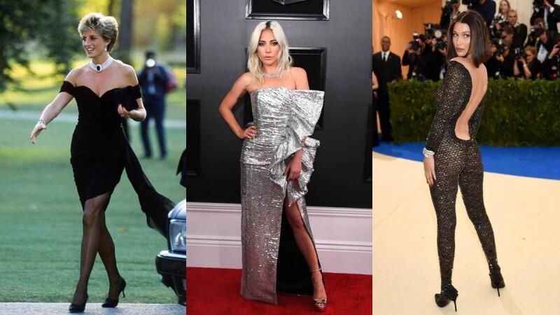 從黛安娜王妃、珍妮佛安妮斯頓、Bella Hadid、J.Lo的「復仇洋裝」找穿搭靈感!露肩洋裝、迷你裙、內衣外穿…12種名人風格推薦