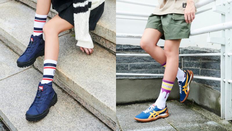 秋冬復古摩登混搭造型想出色搶眼?那絕對要PICK Onitsuka Tiger這兩款最強復刻經典潮鞋!