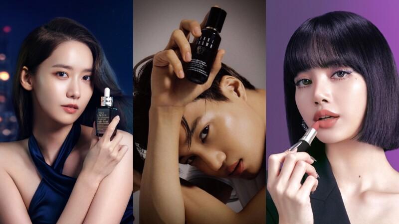 韓星就是吸睛保證!雅詩蘭黛X潤娥、M.A.C X LISA、倩碧X Irene代言美貌無極限,連Kai也成為Bobbi Brown KOREA男神繆思
