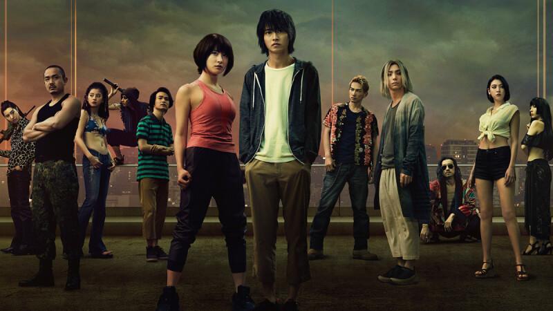 《今際之國的闖關者》推出真人版影集!限時生死遊戲誰能活到最後,Netflix 12月正式開播
