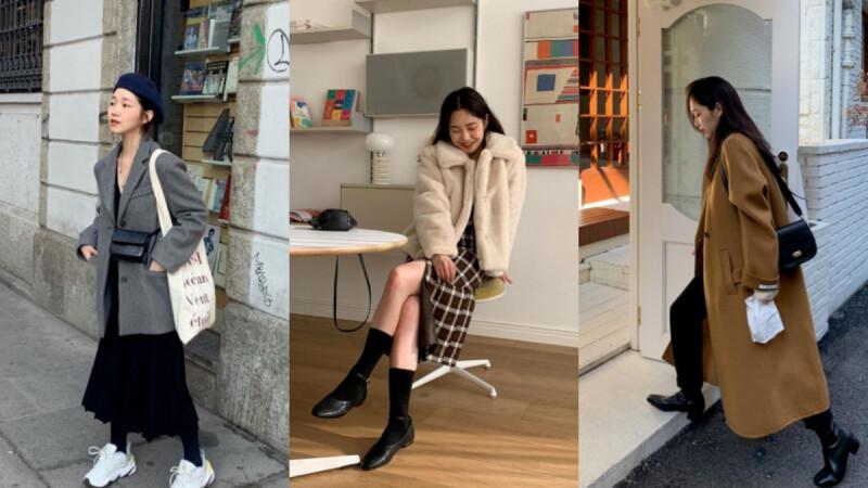 秋冬就靠這 4 款「外套」撐美度!大衣、羊毛羔沒理由不收,輕鬆兼顧保暖與時髦!