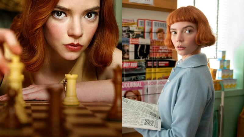 神劇《后翼棄兵》,從Anya Taylor-Joy劇中妝髮看出劇情推進,原來一切都是有原因的!