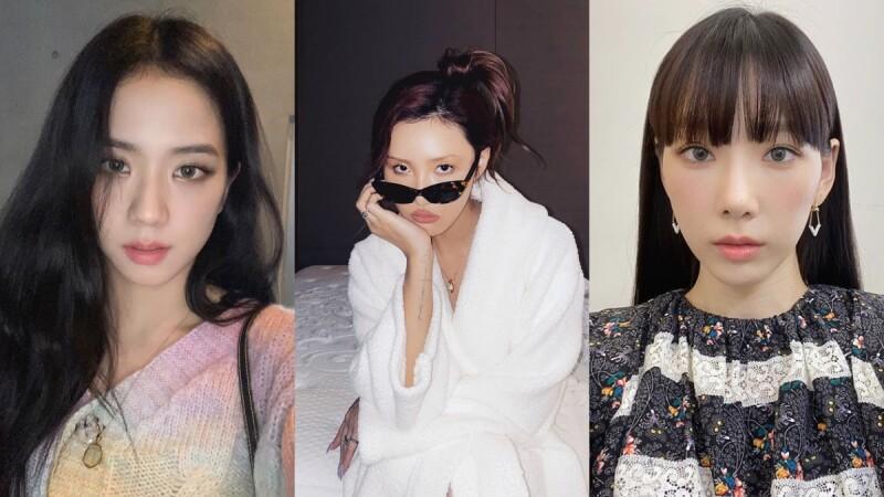 秋冬唇膏怎麼挑?跟著Jisoo、太妍、華莎選出命定色,從膚色決定你的it color!