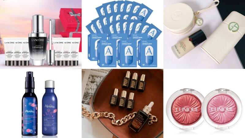 2020雙11彩妝保養最完整優惠資訊!專櫃開架20品牌推薦好康與價錢通通整理好了,保證買起來超划算