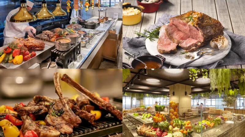 2020七家台北飯店「Buffet&自助餐廳」推薦!年末就是要犒賞自己享受滿桌大餐~