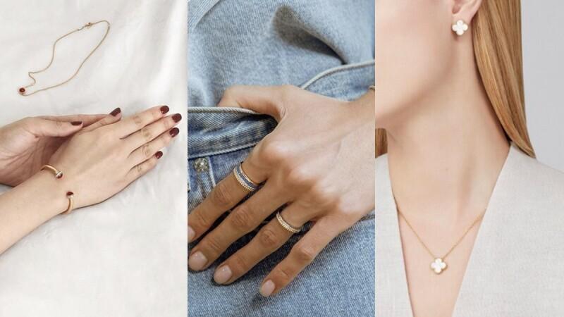 人生第一款精品珠寶這樣買!盤點16個品牌經典入門款(附價格與試戴
