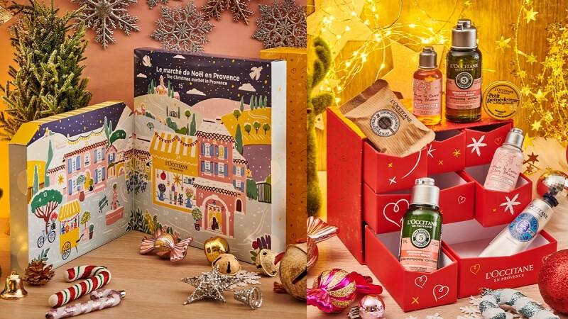 今年聖誕我想來點…嘉年華氣氛!歐舒丹首次把星光瓶加入倒數月曆!最熱銷、台灣未上市的隱藏版新品都在這裡!快手刀搶!