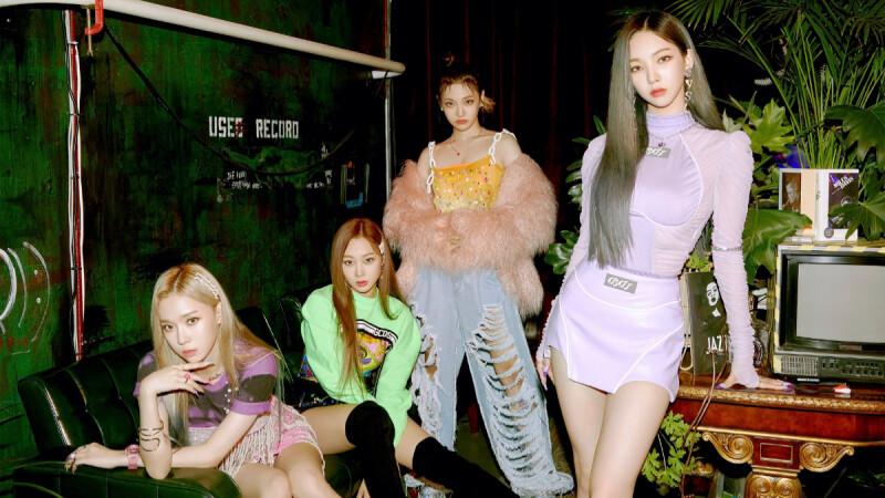 SM新女團aespa正式出道!出道單曲〈Black Mamba〉MV破千萬瀏覽