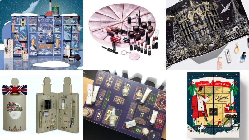 2020聖誕倒數月曆23款推薦!diptyque、Jo Malone London、潘海利根、Dior迪奧、Kiehl's、歐舒丹、SABON、YSL...通通都是台灣買得到的品牌