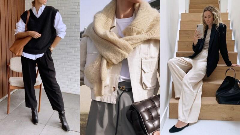 和北歐女孩的極簡x奢華CHIC看齊!時尚部落客Anouk Yve的日常穿搭提案