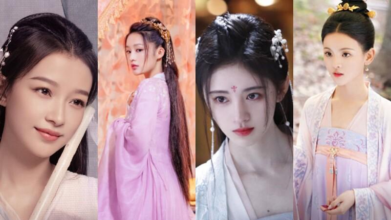 2020陸劇10位仙氣破表古裝美人!《狼殿下》李沁、迪麗熱巴、趙露思、鞠婧禕…每個都是天仙下凡啊