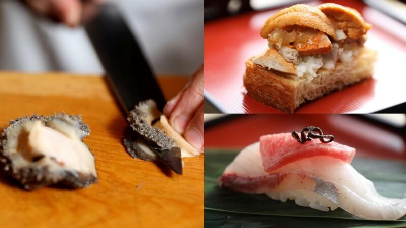 高CP值奢華壽司!米匠Mi Jian插旗大直,搭配日式料理套餐來一場極致的壽司饗宴