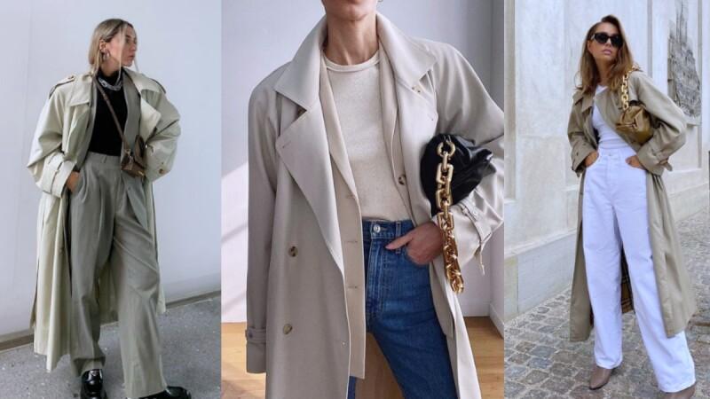 秋冬必備的風衣外套原來這麼好搭配!5大穿搭重點使你時髦駕馭長版風衣