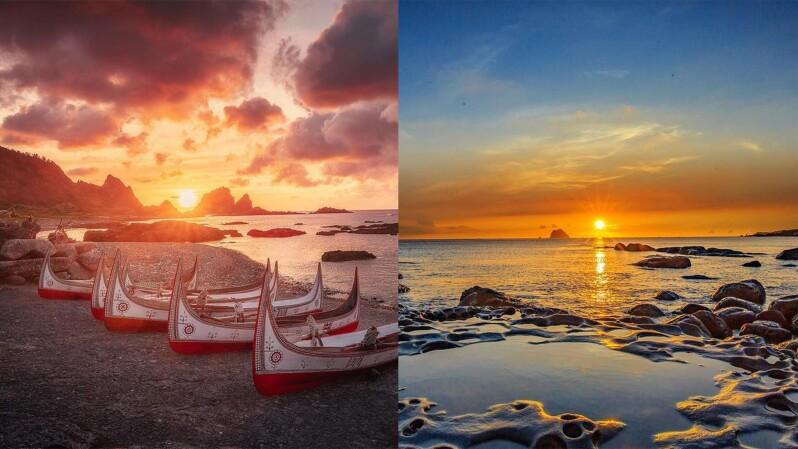 2021跨年日出景點總整理!世界級海底溫泉、全台第一道曙光等7大景點,用絕美景色開啟嶄新一年
