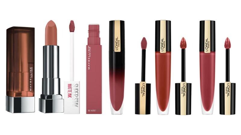 【媚比琳、巴黎萊雅 2020熱賣Top5唇彩】稱霸藥妝店!小鋼筆、超持久霧面唇彩⋯還有這支經典款!