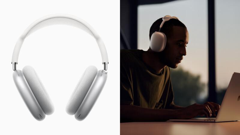 Apple無線耳機AirPods Max來了!耳罩式設計,台灣售價、上市日期出爐