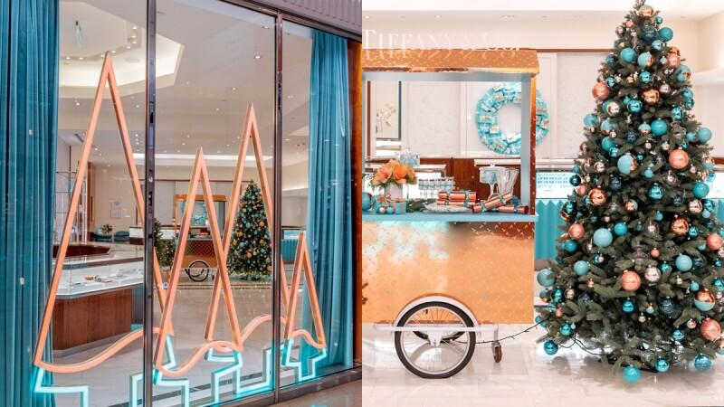 超夢幻2020聖誕打卡點!Tiffany Blue聖誕樹、Harry Winston槲寄生幸福花環之門…地點與日期本篇一次看