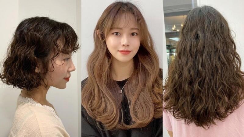 【2020秋冬捲髮圖鑑】年底換髮型就靠這篇!碎花捲、波浪燙、蜜桃捲...不同髮長不同選擇!