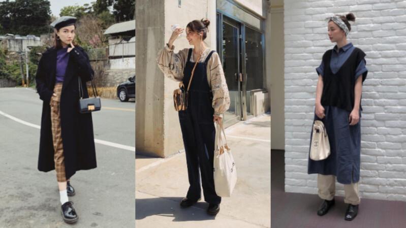 中性風也能穿出微甜感!日系穿搭指標「謝琦琦」6 個穿搭要點請筆記,精緻、復古感一次擁有!