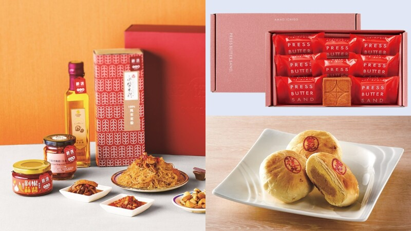 2021過年禮盒推薦!春節必買禮盒有什麼?從老字號餅舖、日本排隊名店草莓焦糖奶油夾心通通在這裡