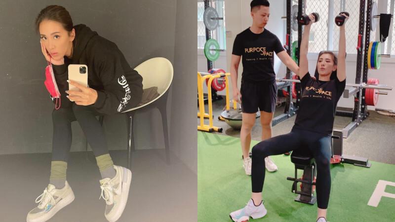 【伸展訓練】極重要!4組暖身+3組運動後的拉筋練起來|小禎愛健身#1