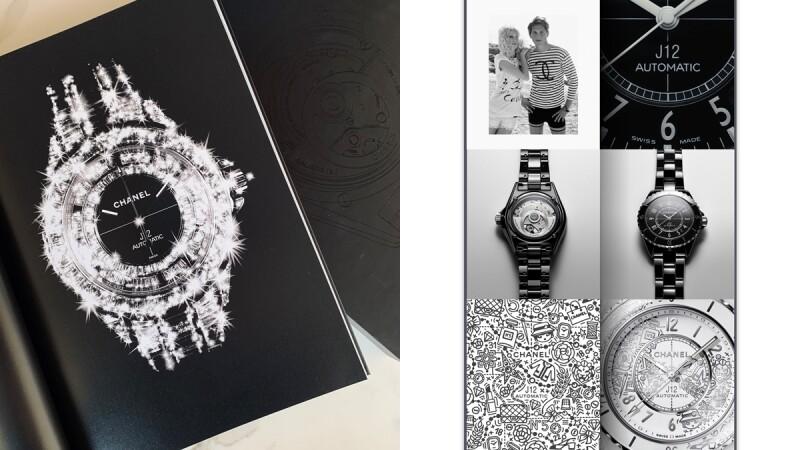 香奈兒為J12手錶出書!《一瞬永恆Chanel Eternal Instant》從設計、藝術攝影、名人語錄,解析J12的風格DNA