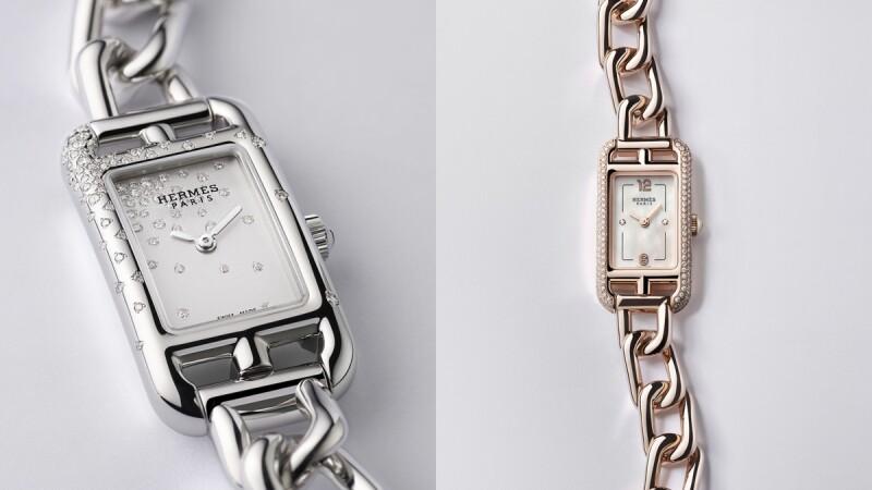 愛馬仕迷、錶控注意!Hermès Nantucket系列推出全新鍊錶,下手前詳讀本篇看懂內行細節、售價