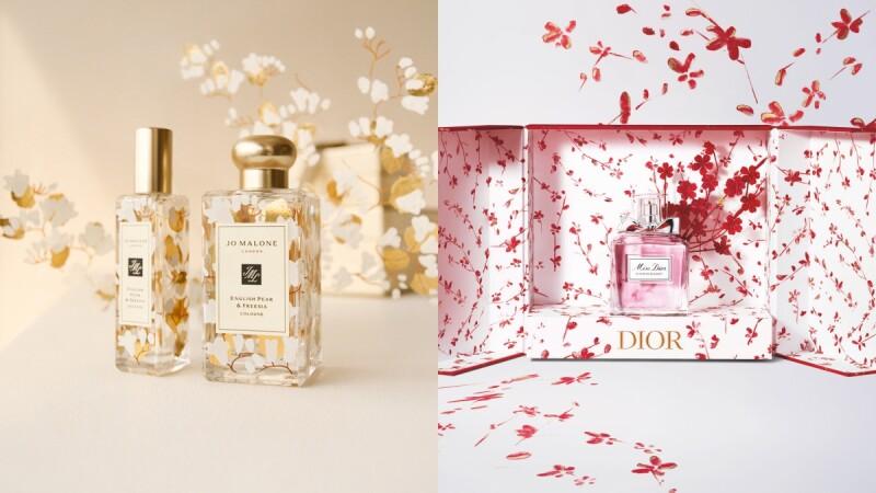 2021新年限定香水:Jo Malone London英國梨與小蒼蘭香水限定版、迪奧香氛世家系列度假限量版、MFK開運香水推薦