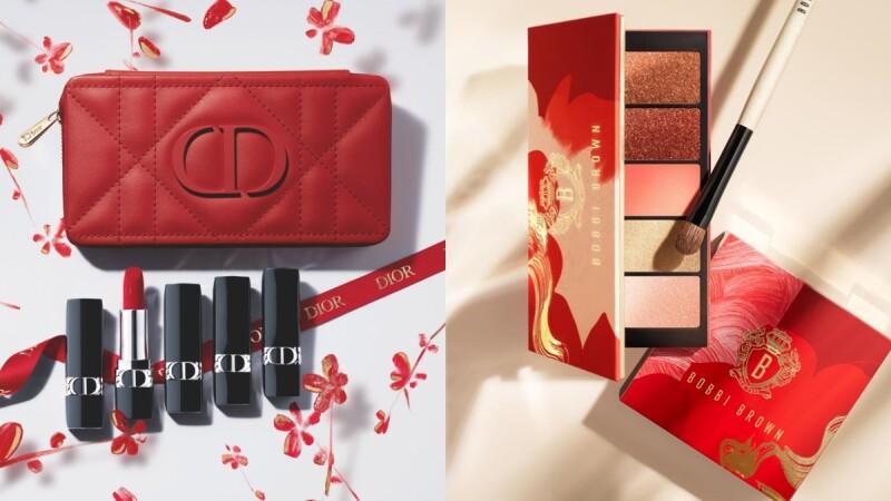 2021新年限定彩妝12品牌盤點推薦!GUCCI、植村秀、M.A.C、NARS、倩碧、Bobbi Brown、蘿拉蜜思、嬌蘭…開運彩妝帶來滿滿好運
