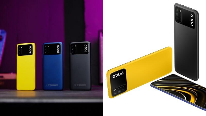 高CP值手機+1!小米旗下獨立品牌POCO M3登場,超強續航力、三鏡頭相機等規格,售價不到5000元