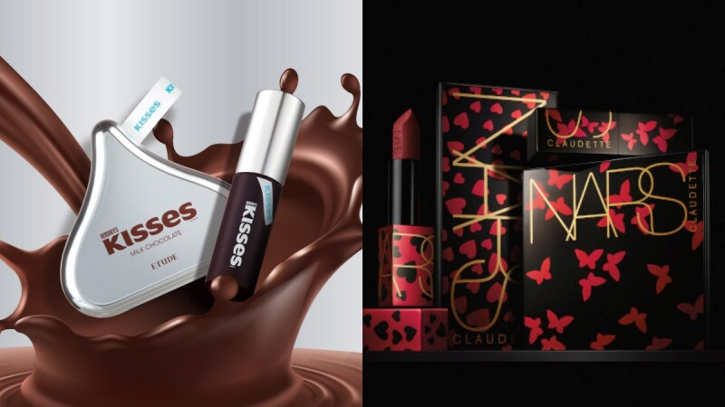 2021 情人節限定系列登場!Nars帶你體驗法式紅唇、Etude聯名Kisses 推出巧克力彩妝…送禮首選不要錯過