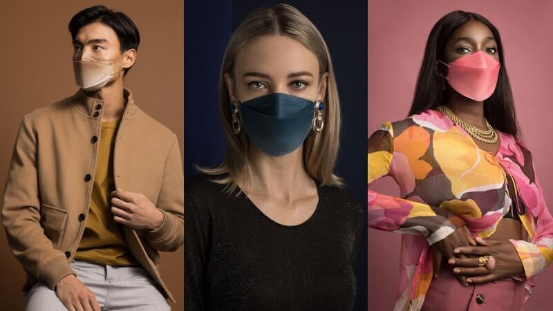 masklab時尚口罩品牌進駐台灣啦!絕美夜幕漸層系列、法國塗鴉藝術家聯名款,防疫搭配新歡就是它了