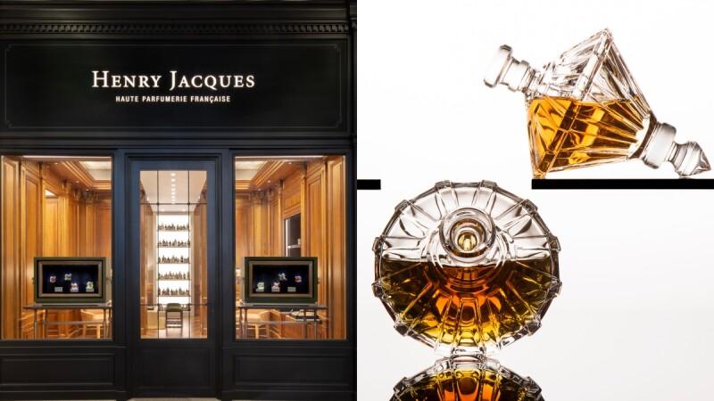 香氛界最神秘!法國頂級奢華香水Henry Jacques亨利·雅克,單罐價格15萬起、無法站立的水晶陀螺瓶身、連JJ林俊傑都訂製了個人專屬香水…