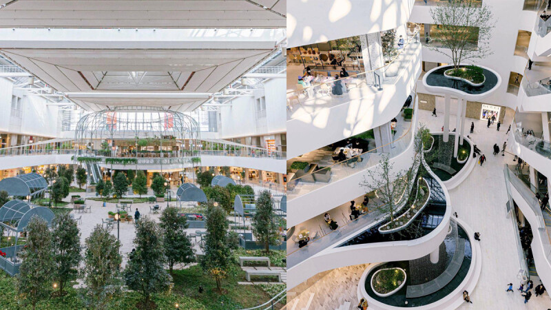 The Hyundai Seoul Store—首爾最大的百貨商場,提供全新的購物體驗