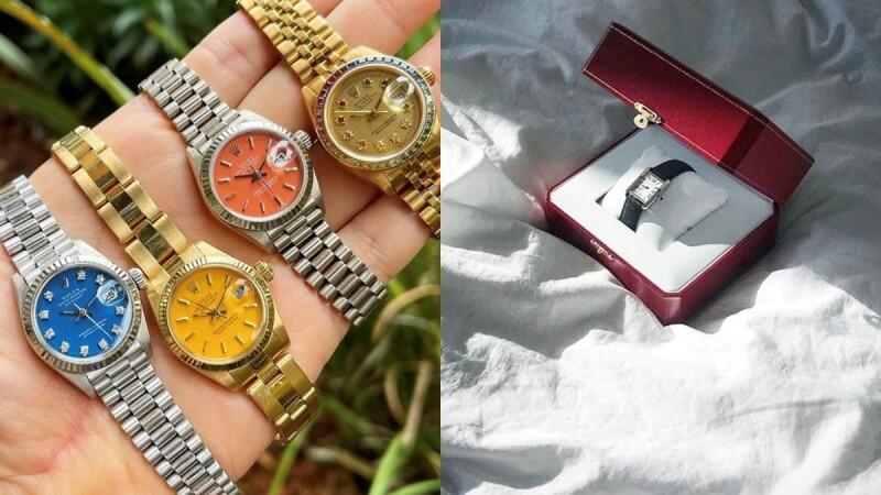 """買錶可以增值嗎?關於""""投資""""手錶你應該要知道的事…│鐘錶小學堂"""